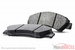 Brake Pad City ZX Type 4 Rear (ROULUNDS)