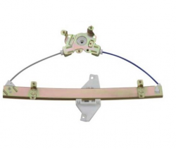 Power Window Regulator W/Motor Accent Front LHS (TRAC)