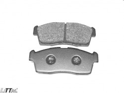 BRAKE DISC PAD ALTO/WAGON-R (SET OF 4 PCS) (LITTAL)