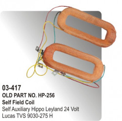 Self Field Coil Self Auxiliary Hippo Leyland 24 Volt equivalent to 9030-275H (HP-03-417)