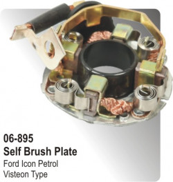 Self Brush & Rocker Plate Ford Icon Petrol equivalent to Visten Type (HP-06-895)