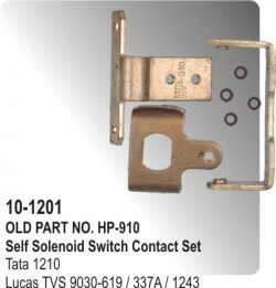 Self Solenoid Switch Contact Set Tata 1210 equivalent to 9030-619 / 9030-337A /9030-1243 (HP-10-1201)