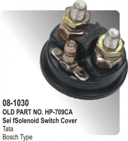Self Solenoid Switch Cover Tata equivalent to Bosch Type (HP-08-1030)