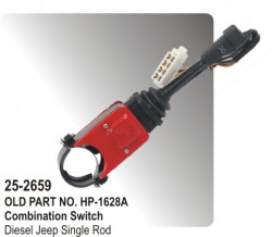 Combination Switch Diesel Jeep Single Rod (Hp-25-2659)
