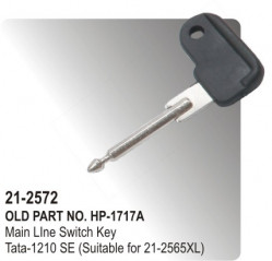 Ignition Switch equivalent to (HP-21-2572)