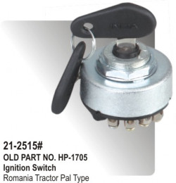 Ignition Switch Ford 3000, Escorts (HP-21-2515#)