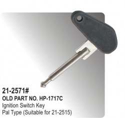 Ignition Switch Main Line Switch Key Tata 1210 SE ( 21-2565XL) equivalent to (HP-21-2571#)