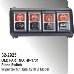 Piano Switch Wiper Switch Tata 1210 D Model (HP-32-2925)