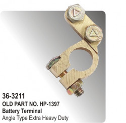 Battery Terminal Angle Type Extra Heavy Duty (HP-36-3211)