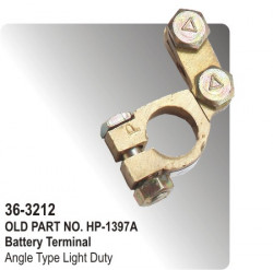 Battery Terminal Angle Type Light Duty (HP-36-3212)
