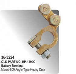 Battery Terminal Maruti-800 Angle Type Heavy Duty (HP-36-3224)