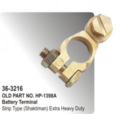 Battery Terminal Strip Type (Shaktiman) Extra Heavy Duty (HP-36-3216)