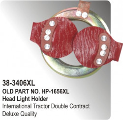 Head Light Holder International Tractor Double Contact (HP-38-3406)