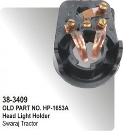 Head Light Holder Swaraj Tractor (HP-38-3409)