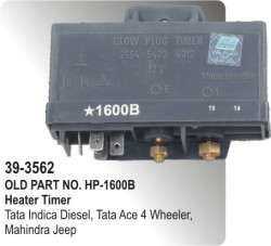 Heater Timer Electronic Tata Indica Diesel,Tata Ace 4 Wheeler, Mahindra Jeep (HP-39-3562)