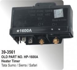 Heater Timer Electronic Tata Sumo / Sierra / Safari (HP-39-3561)