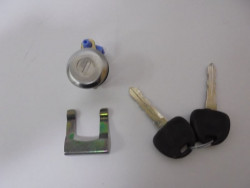 DOOR LOCK ASSEMBLY TATA MAGIC W/KEY LHS (LAL)