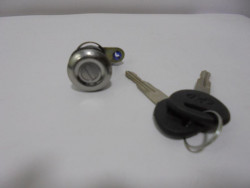 DOOR LOCK ASSEMBLY W/KEY SANTRO  LHS (LAL)