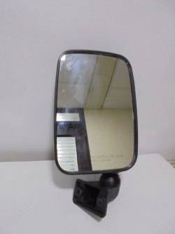 Side DOOR MIRROR 2nd (PLAIN) MAHINDRA MARSHAL, BOLERO TYPE-2 LHS (LAL)