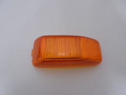 INDICATOR LIGHT GLASS TATA 207 DI YELLOW (LAL)