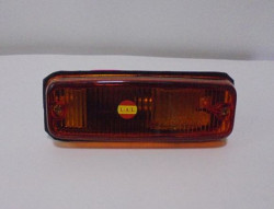 PARKING LIGHT ASSEMBLY  FORCE MINIDOOR YELLOW (LAL)