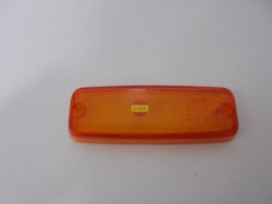 PARKING LIGHT GLASS FORCE MINIDOOR YELLOW (LAL)