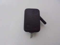 SLIDING WINDOW LOCK DABBI METAL PIN MARUTI VAN (LAL)