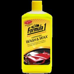 Formula 1 Carnauba Wash & Wax Shampoo