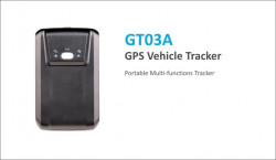 GT03A (Magnetic) GPS Vehicle Tracker (Concox)