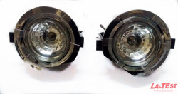 Fog Lamp Bolero Type 2 (White) (Globex)