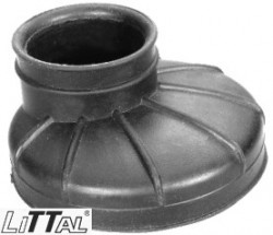 AIR CLEANER BOOT MARUTI VAN/OMNI (LITTAL)
