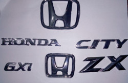 Monogram Set Honda City ZX / GX