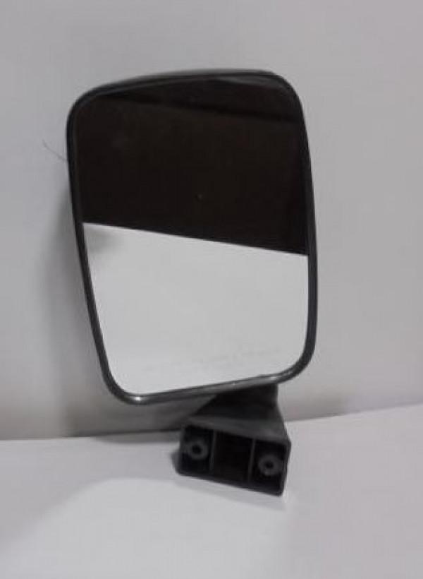 Side Door Mirror 2nd Plain Mahindra Marshal Bolero Type