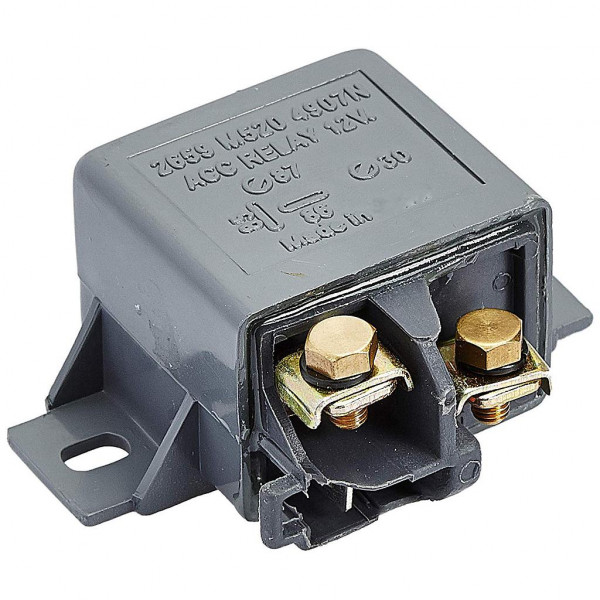 Acc Relay W  O Wire 12v Minda  For